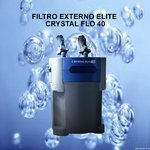 External filter ELITE CRYSTAL FLO