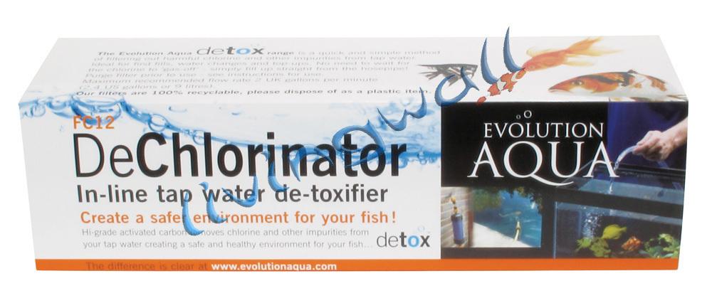 Evolution Aqua Detox Dechlorinator 30inch 75cm Hasta 35000l