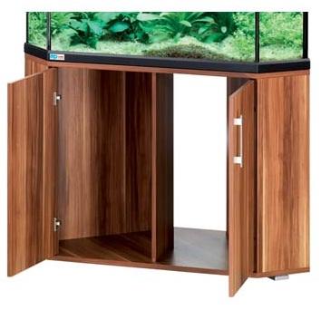 Acuario de esquina eheim mp scubacorner 200l sin mueble for Mueble acuario