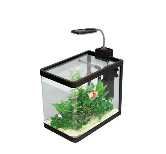 Nano aquarium 10l kit me 175b prepared for fresh water for 10 fish in a tank riddle