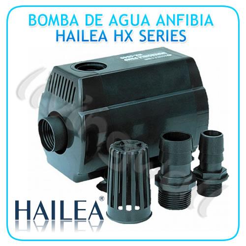 Bomba de agua aquaking hx 6510 para estanques cascadas y for Bomba cascada agua