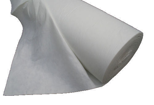 Fieltro protector de lona fondo para estanques 2x5m for Material para estanques