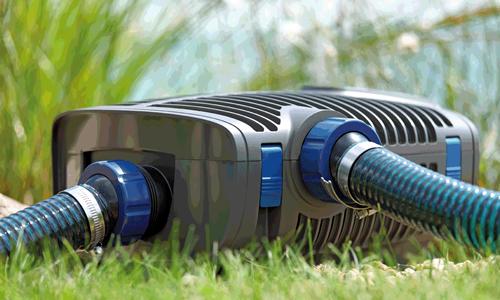 Bomba oase aquamax eco premium 12v 12000 para estanques for Bombas estanques jardin