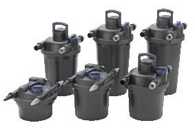 Filtro a presion oase filtoclear 12000 para estanques con for Filtro estanque koi