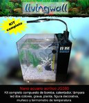Complet kit aquarium Nano JG-380