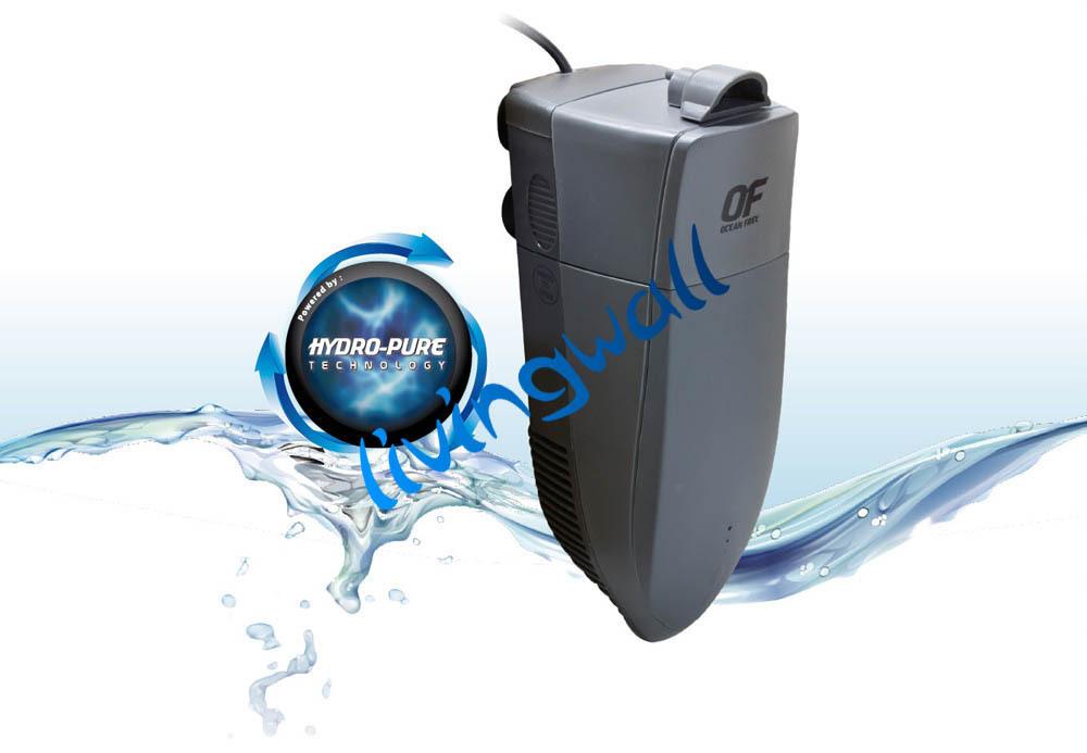 Filtro interno hydra 50 filtro interno acuario agua dulce for Filtro acuario marino