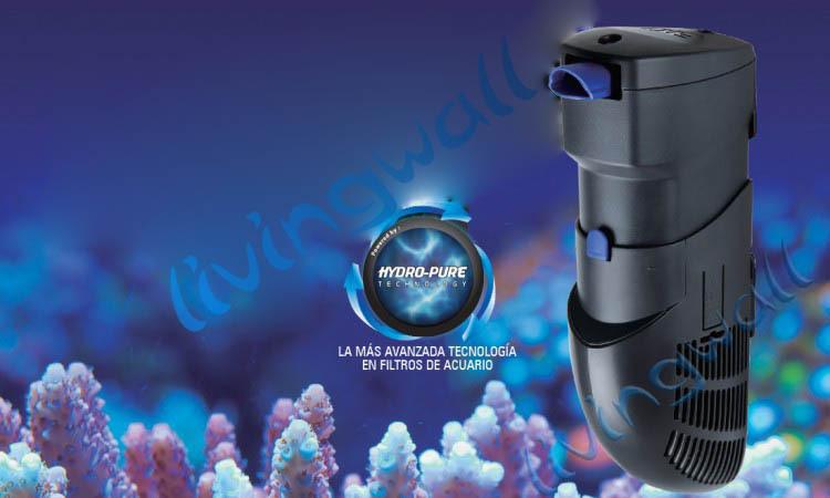 Filtro interno hydra 40 filtro interno acuario agua dulce for Filtro acuario marino