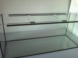 Acuario a medida 50x25x30    65,20€ ENVIO GRATIS