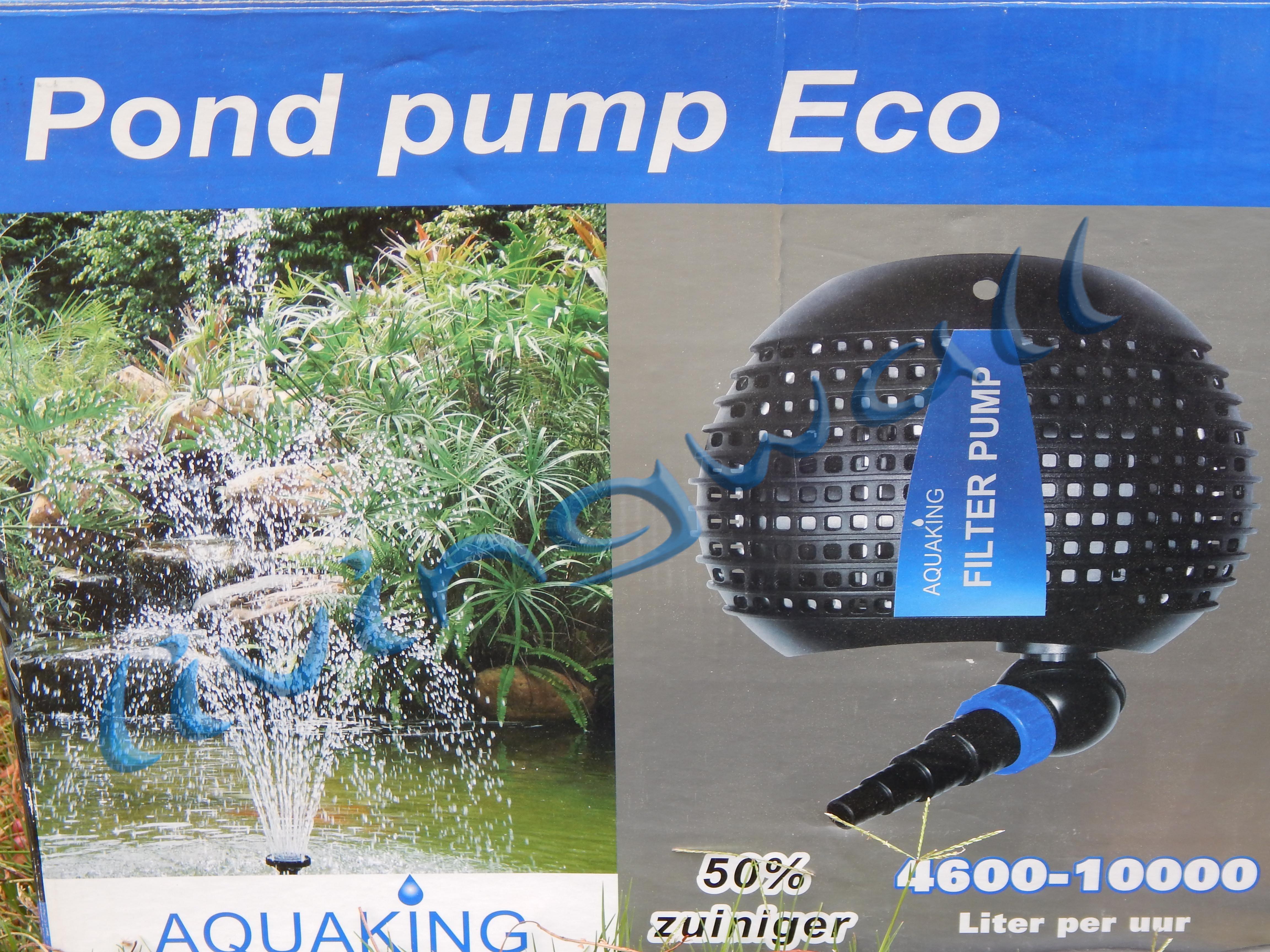 Bomba De Agua Sumergible Para Estanques Aquaking Ftpvarios