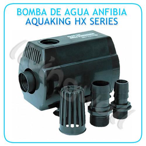 bomba de agua aquaking hx 6520 bomba de agua sumergible