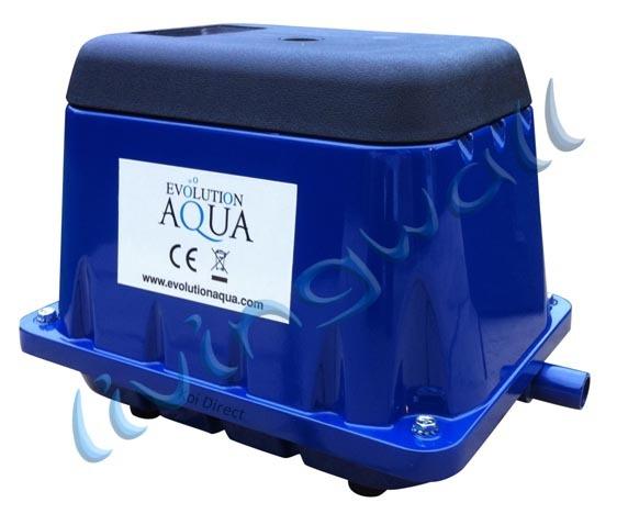 Aireador airtech 130 evolution aqua bomba de aire para for Aireadores para estanques piscicolas