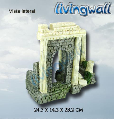 Decoracion Griega Para Acuarios ~ decoracion acuarios ruinas romanas