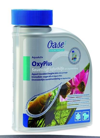 Aquaactiv oxyplus oase ox geno para el agua del estanque for Estanque oxigeno