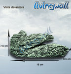 Aquarium decoration: Grey rock LW-KC005