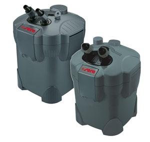 Filtro externo acuario sera fil bioactive 130 con l mpara uv for Filtro para pecera