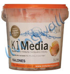 KALDNES K1 filtration material for pond filters