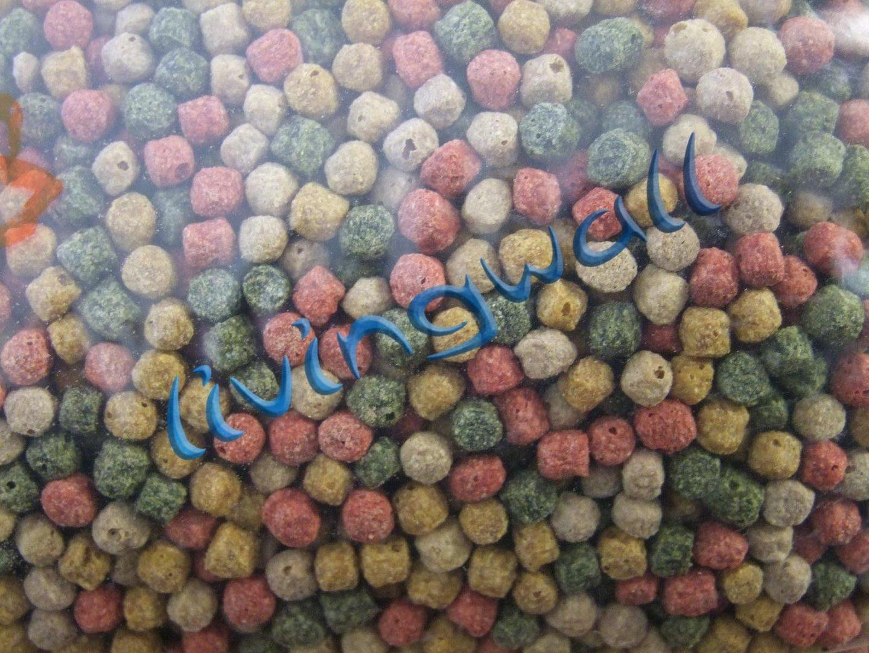 comida granel koi estanque kinsei mix 3mm alimento peces