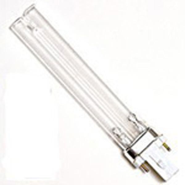 Lampara uv 9w recambio filtros estanque sustitucion luz for Luz ultravioleta para estanques