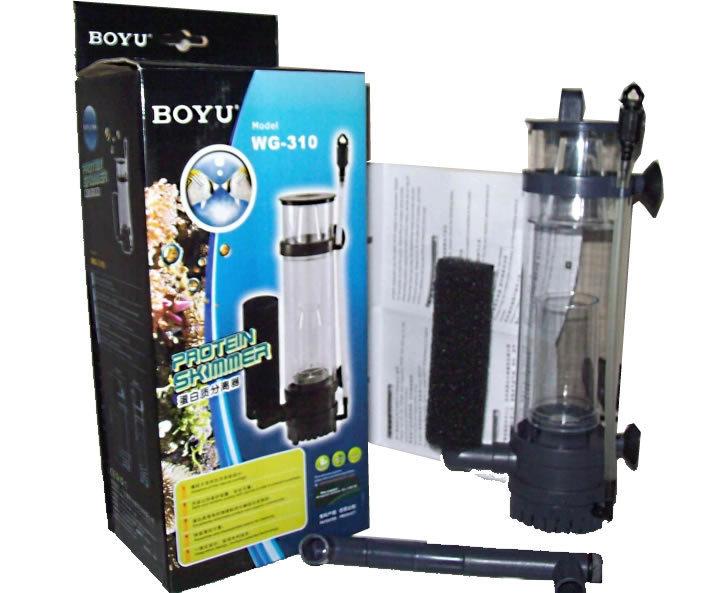 Skimmer separador de urea boyu wg 310 para acuarios marinos for Accesorios para acuarios marinos