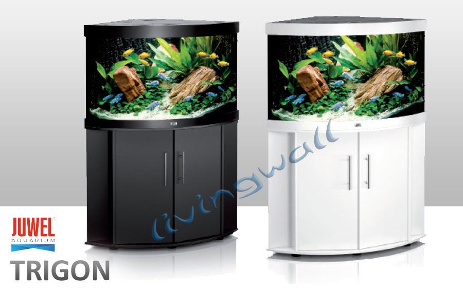 kit juwel trigon corner aquarium 190 liters with cabinet. Black Bedroom Furniture Sets. Home Design Ideas