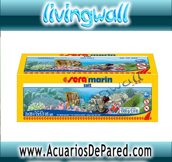 Sera marin salt marine salt for marine aquariums several for Sera aquarium