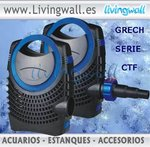 Submersible pond pump Grech CTF