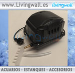 Aquaking AK2 serie Professional air pump for ponds