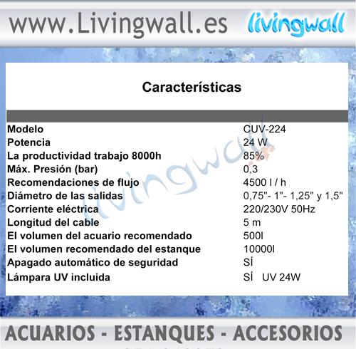 clarificador_estanque_sunsun_cuv_224_esterilizador_lampara_uv_ultravioleta_antialgas_agua_verde_estanque_caracteristicas