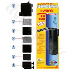 Filtro de acuario sera fil 120 filtro interno acuario y for Filtro para pecera